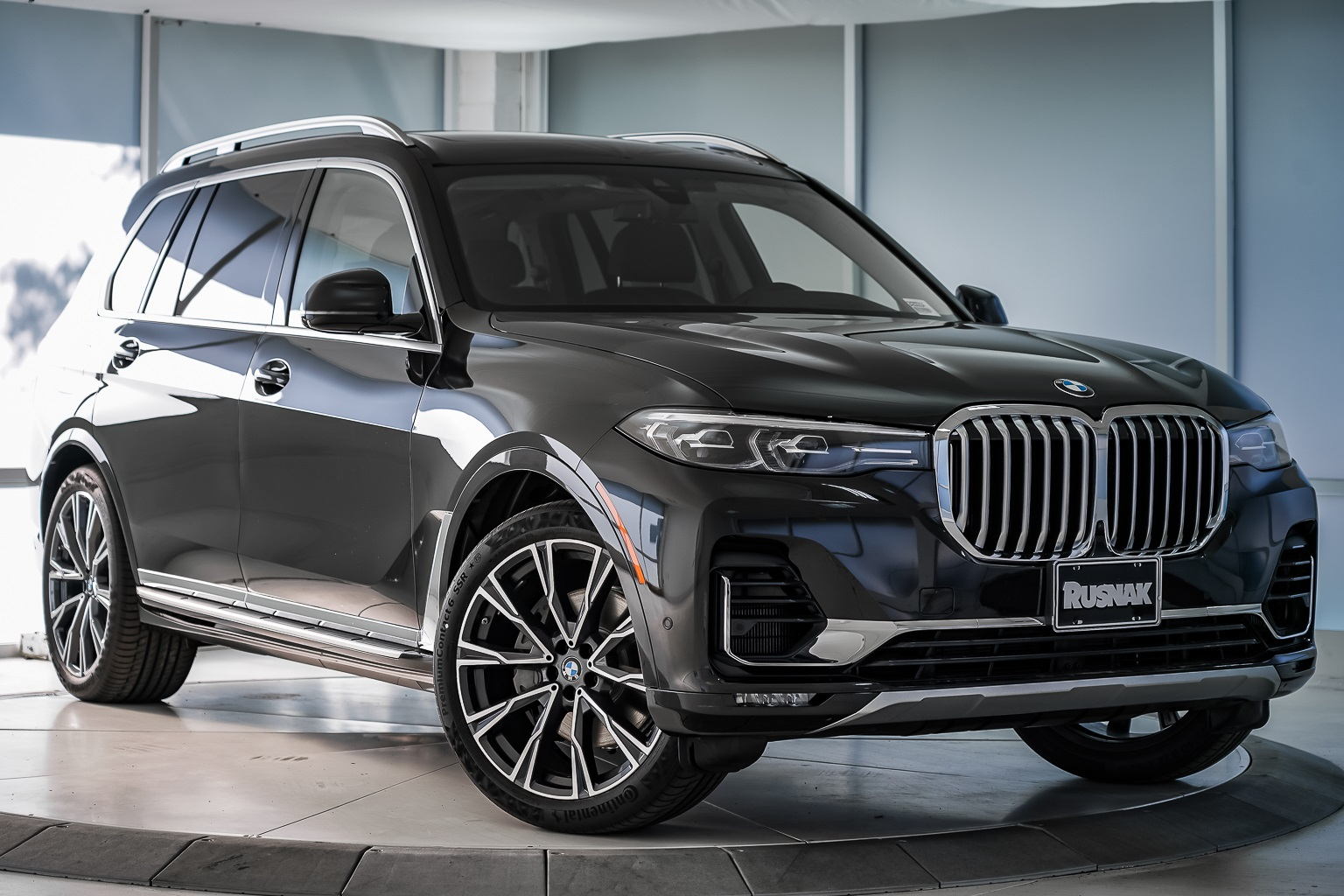 New 2020 BMW X7 xDrive50i
