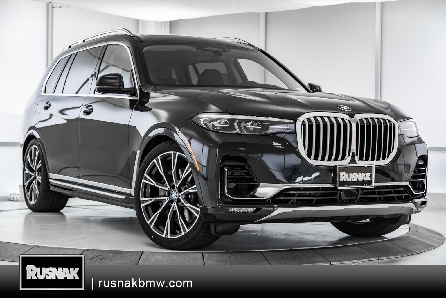 New 2019 BMW X7 xDrive50i AWD 4D Sport Utility