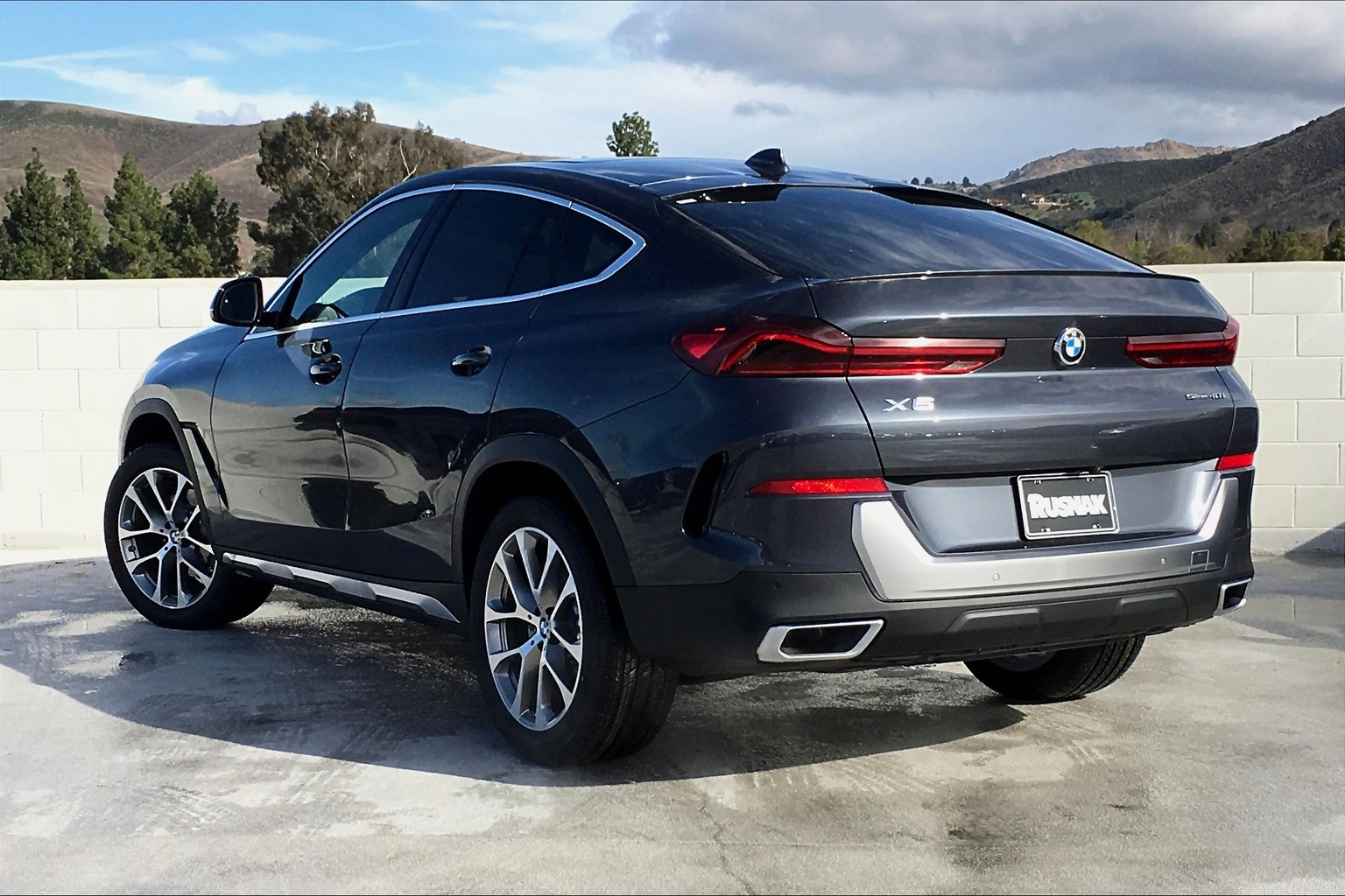 New 2020 BMW X6 sDrive40i