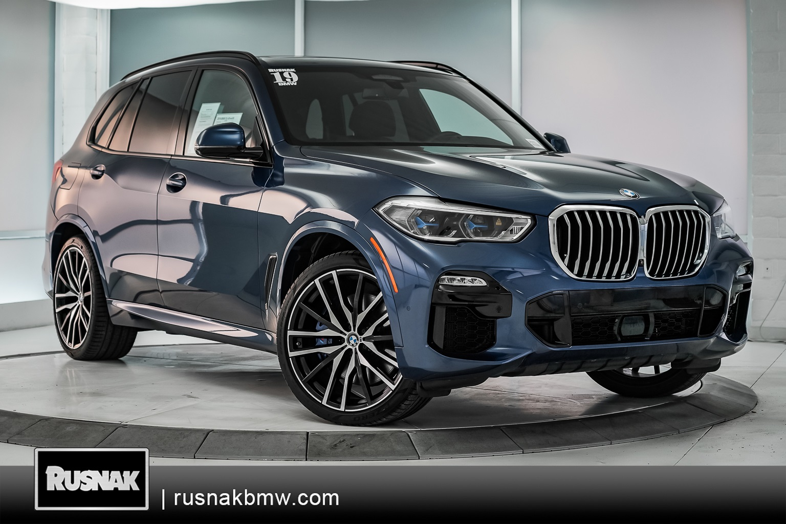 Pre-Owned 2019 BMW X5 xDrive50i AWD 4D Sport Utility