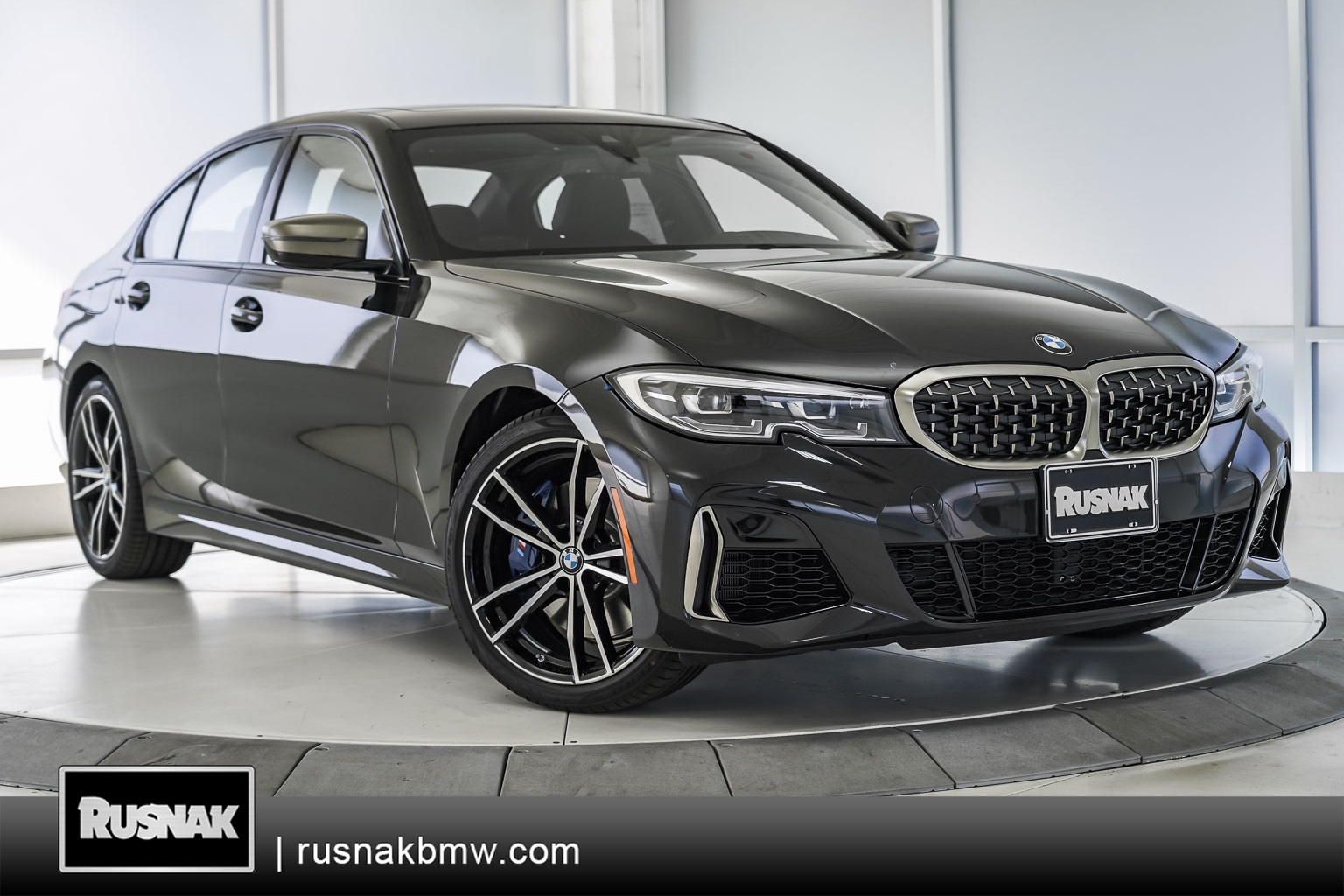 New 2020 BMW 3 Series M340i RWD 4D Sedan