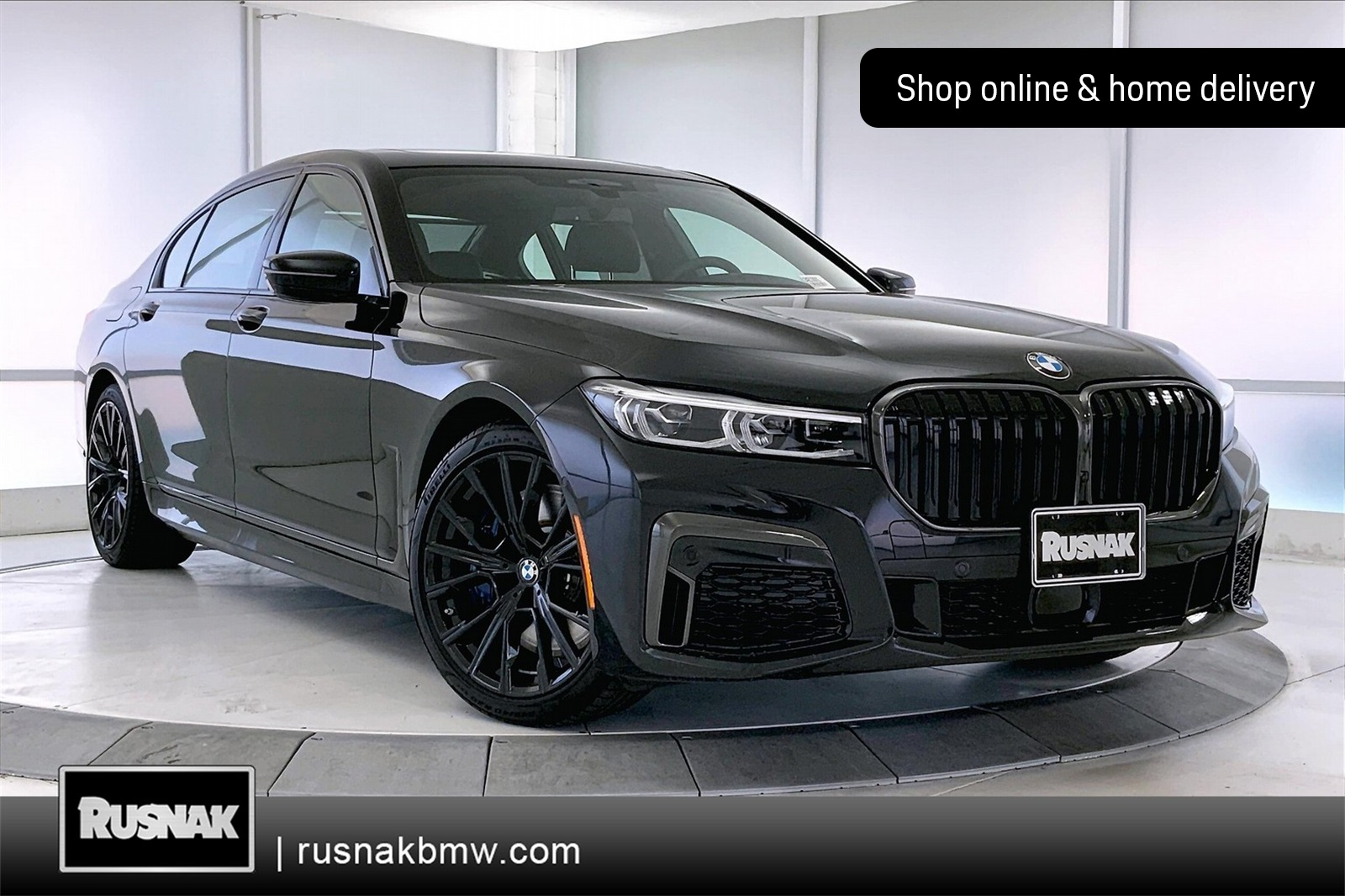 new 2021 bmw 7 series 740i 4d sedan in thousand oaks