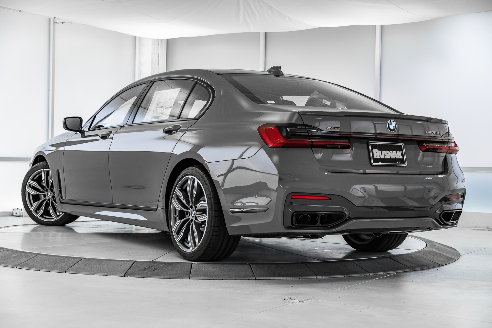 New 2020 BMW 7 Series M760i 4D Sedan in Thousand Oaks ...