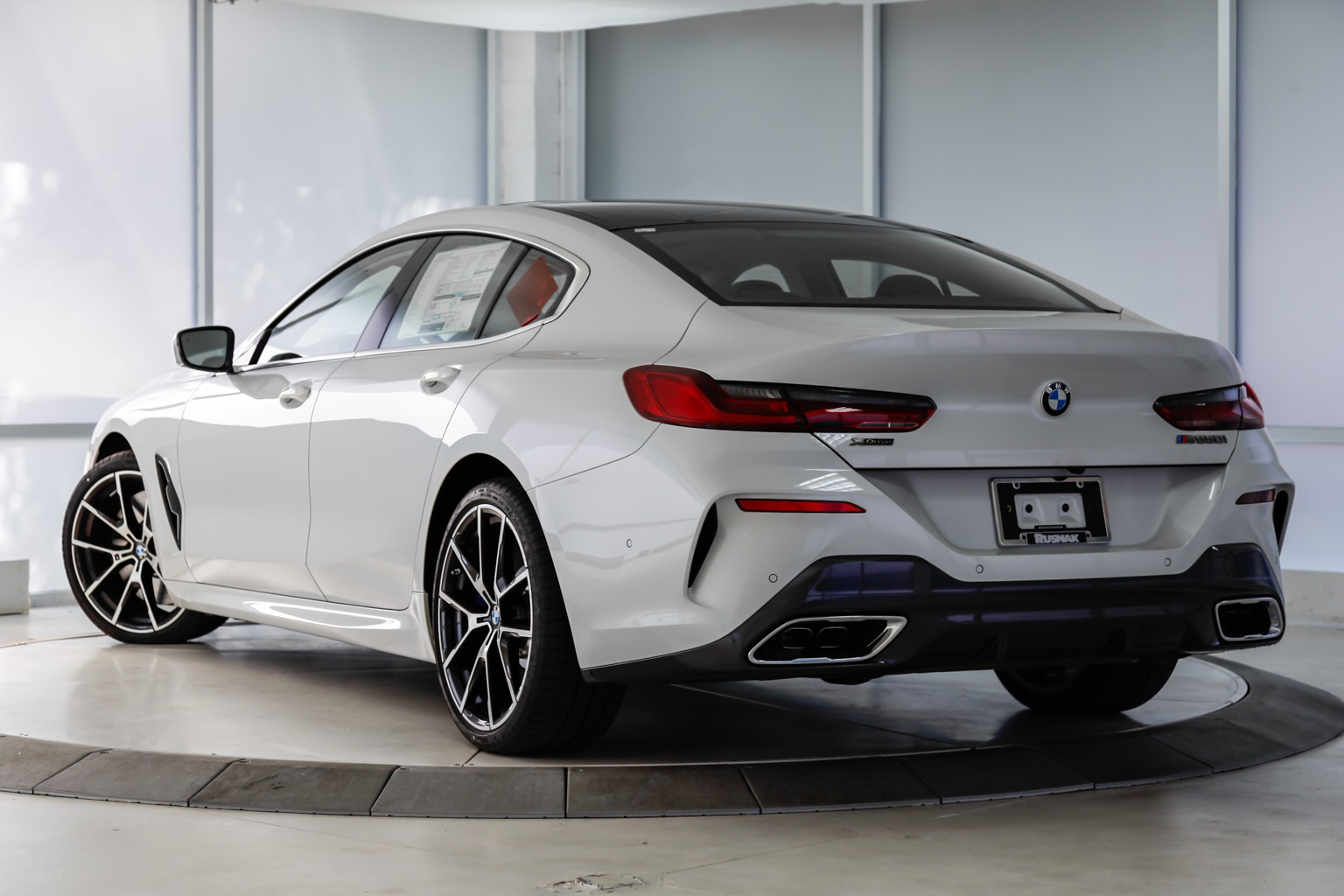 New 2020 BMW 8 Series M850i xDrive Gran Coupe