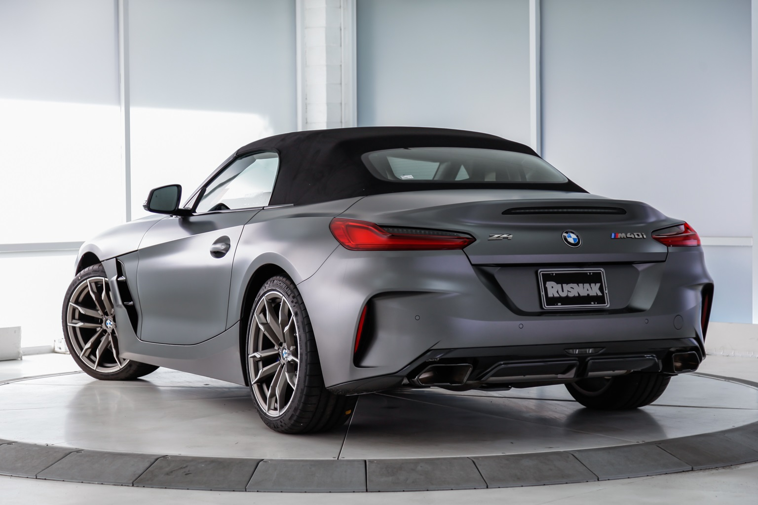 New 2020 Bmw Z4 Sdrive M40i 2d Convertible In Thousand