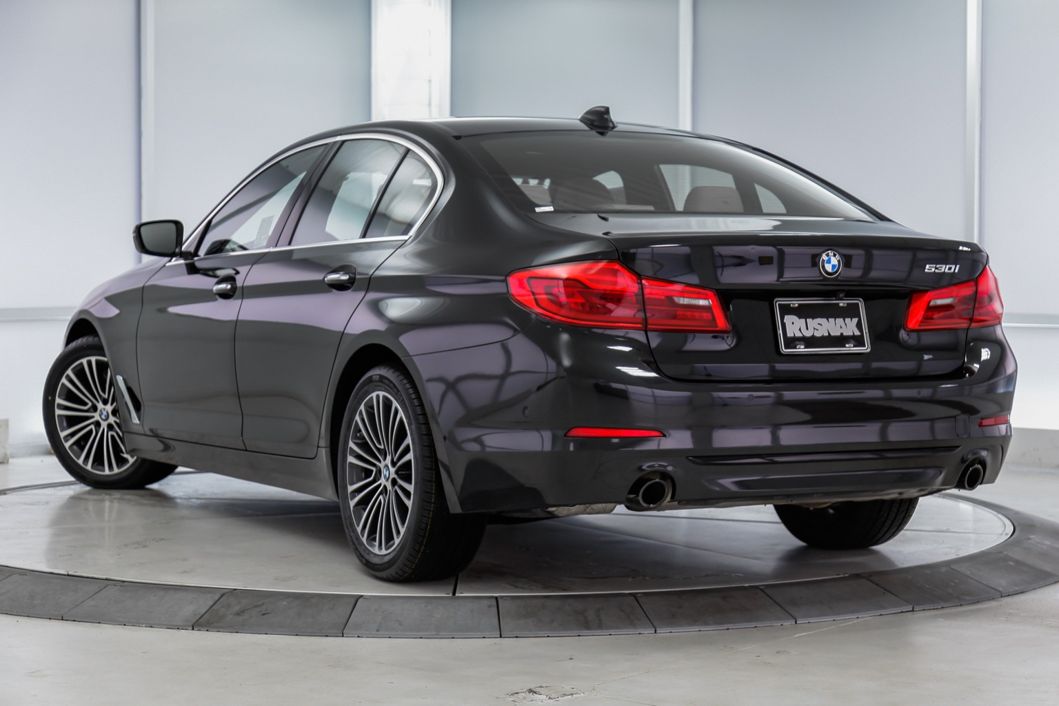 Certified Pre-Owned 2017 BMW 5 Series 530i