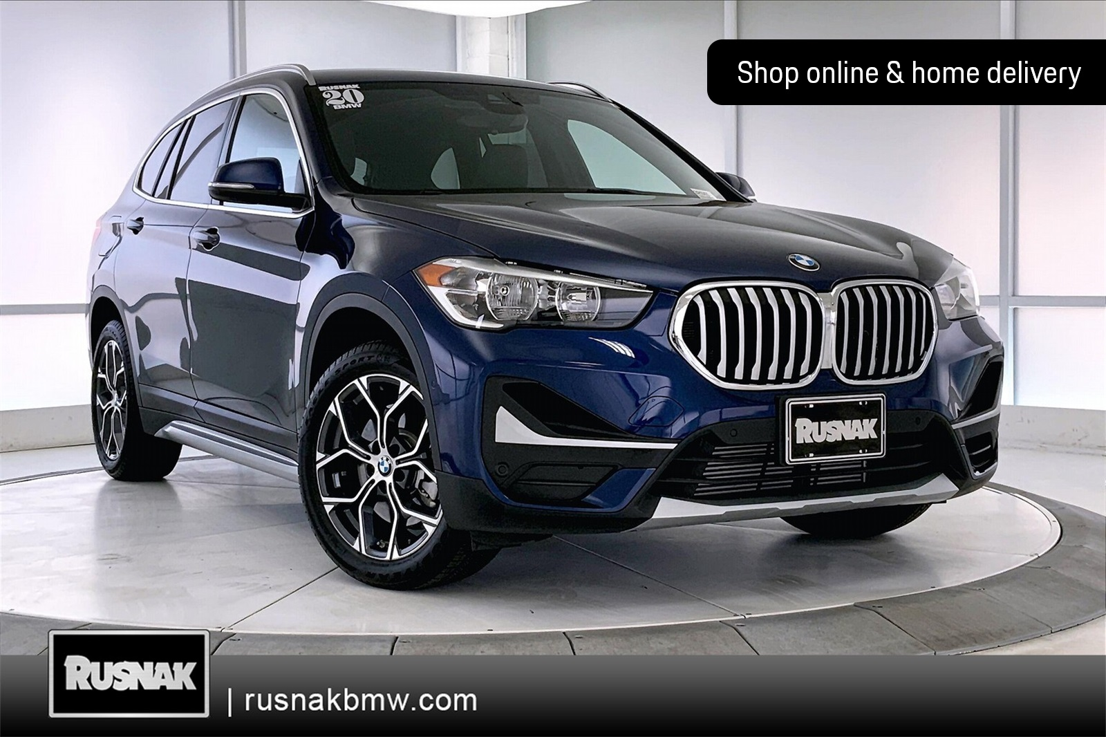 Pre-Owned 2020 BMW X1 sDrive28i