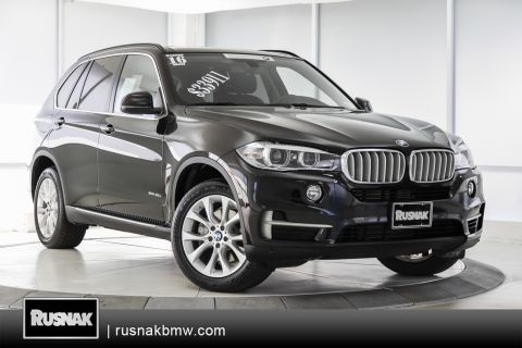 Certified Pre-Owned 2016 BMW X5 xDrive40e