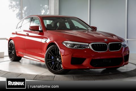 New 2020 BMW M5 Base